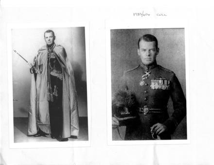 Air Marshal Sir Charles Carr K.B.E., C.B., D.F.C., A.F.C., Legion of Honour, Croix de Guerre, Order of St. Anne, Order of St.Stanislas - No known copyright restrictions