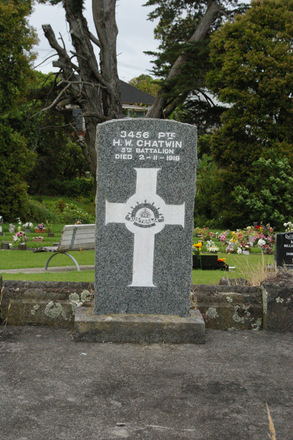 Headstone, Purewa Cemetery - No known copyright restrictions