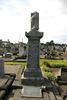 Family grave memorial at Waikaraka Public Cemetery, Auckland (photo J. Halpin) - No known copyright restrictions