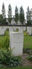Headstone, Cite Bonjean Military Cemetery (photo R Young September 2007) - No known copyright restrictions