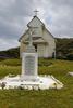 Mitimiti War Memorial and Hato Hemi (St James), Matihetihe, Mitimiti, Hokianga (photo J. Halpin November 2011) - No known copyright restrictions