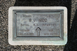 Headstone, Papakura Public Cemetery - This image may be subject to copyright