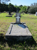 Image of gravestone at Waikumete Cemetery provided by Sarndra Lees 2013 - area - Image has All Rights Reserved.