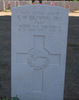 Headstone, Bayeux War Cemetery (c1990s) - This image may be subject to copyright