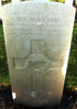 Gravestone at Harrogate (Stonefall) Cemetery provided by Gabrielle Fortune 2006. - Image has All Rights Reserved