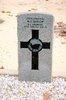 Headstone, Perth (Karrakatta) General Cemetery, Australia (photo F. Caddy 2012) - This image may be subject to copyright
