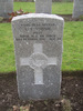 Headstone, Kinloss Abbey Burial Ground (photo Stuart Roxburgh 2008) - This image may be subject to copyright