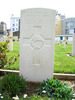 Gravestone, Brest Cemetery, detail (provided by Gildas, February 2010) - This image may be subject to copyright