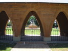 Entrance to Sydney War Cemetery (photo G Fortune 2006) - Image has All Rights Reserved