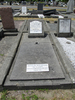 Hislop family grave, Bromley Cemetery (provided by Sarndra Lees 2012) - This image may be subject to copyright