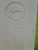Headstone, Suda Bay War Cemetery (2006) - This image may be subject to copyright