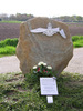 Lancaster Memorial at crash site, . Photo N. Fisher A. Jackson 2003 - This image may be subject to copyright