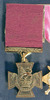 Victoria Cross. Cyril Bassett. Front (obverse). Auckland War Memorial Museum. (Image number N2548-a.) - No known copyright restrictions