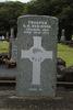 Headstone, Maunu Cemetery, Whangarei, (photo J. Halpin 2012) - No known copyright restrictions
