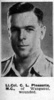 Portrait, wounded from The Weekly News; 26 January 1944 - This image may be subject to copyright