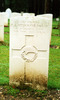 Headstone, Brookwood Military Cemetery - This image may be subject to copyright
