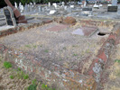 Image of gravestone area at Bromley Cemetery provided by Sarndra Lees, January 2013 - This image may be subject to copyright