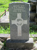 Military Gravestone at Waikumete Cemetery provided by Sarndra Lees August 2013 - Image has All Rights Reserved.