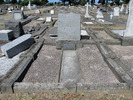 Image of gravestone area at Bromley Cemetery provided by Sarndra Lees, January 2013 - Image has All Rights Reserved.