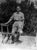 Portrait, Henry Campbell at Ischia, Naples, Italy - This image may be subject to copyright