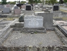 Grave plot, Bromley Cemetery, (Photo Sarndra Lees) - Image has All Rights Reserved.