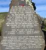 Cave War Memorial, closeup, Otago. Photo Brian Davison, 2009. - No known copyright restrictions