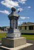Drury-Runciman War Memorial dedication panel (image J Halpin 2010) - No known copyright restrictions