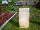 Headstone, Grantham Cemetery (Photo G. Ayre) - No known copyright restrictions