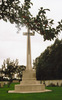 Cross of Sacrifice, Trois Arbres Cemetery - No known copyright restrictions