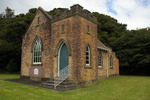 View including the side, Maungatapere War Memorial church (photo John Halpin 2012) - CC BY John Halpin