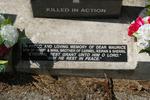 Detail, family dedication Headstone, Waikumete Cemetery, Auckland (photo J. Halpin 2012) - This image may be subject to copyright