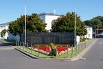New Zealand Naval Memorial, Devonport and garden (digital photo John Halpin 2011) - CC BY John Halpin