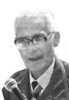 Portrait, Charles Bennett in later years making a speech at Rotorua. (Source: New Zealand Herald 1999) - This image may be subject to copyright