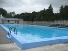 View of pool, Greytown Memorial Baths (photo G.A. Fortune, 2012) - Image has All Rights Reserved