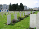 Graves, Brest Cemetery, Plot 40-41 (provided by Gildas, February 2010) - This image may be subject to copyright