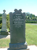 Headstone of John Martyn 14455 at Tamahere Church Cemetery, New Zealand. - No known copyright restrictions