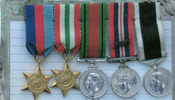 WW2, medal group, MiD, Elizabeth Wilson (kindly provided by family) - This image may be subject to copyright