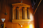 Detail, view 1 Roll of Honour, Holy Trinity Church, Devonport (photo J. Halpin, 2013) - No known copyright restrictions
