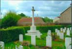 Cross of Sacrifice, Barmby-On-The-Moor (St Catherine) Churchyard (c2009) - This image may be subject to copyright