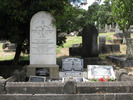 Family memorial, Purewa Cemetery ( photo Sarndra Lees, February 2010) - Image has All Rights Reserved.