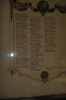 Roll of Honour WW1 detail (photo John Halpin 2010) - CC BY John Halpin