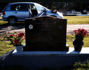 Gravestone, Polson Cemetery (photo supplied by Marjorie Traill) - This image may be subject to copyright