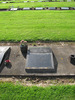 Grave, Alfred Sydney Impey, Mangere Cemetery (photo provided by Sarndra Lees, January 2012) - Image has All Rights Reserved.