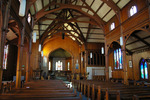 Interior, Holy Trinity Church, Devonport (photo J. Halpin, 2013) - No known copyright restrictions