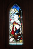 Memorial window, erected by his father and mother, St Mark's Anglican Church, Remuera, Auckland (photo J. Halpin February 2014) - No known copyright restrictions