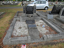 Grave, Barker family, Bromley Cemetery (provided by Sarndra Lees 2012) - This image may be subject to copyright