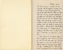 Nugent, Royden Leslie (NZ427846). Diary, WW2. [p1] - This image may be subject to copyright