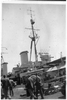 HMNZS Bellona, moored at wharf - This image may be subject to copyright