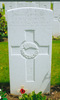 Headstone, Estaires Communal Cemetery (photo A Toledo 2007) - No known copyright restrictions