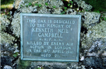 Image of memorial plaque at St. Luke's Church, Remuera Road, Auckland, provided by Paul F. Baker November 2011. - This image may be subject to copyright